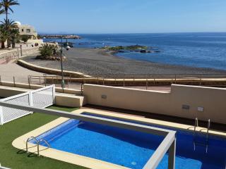apartamento 1 linea de playa, Villaricos