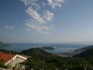 Luxury villa with private pool and stunning view, Budva