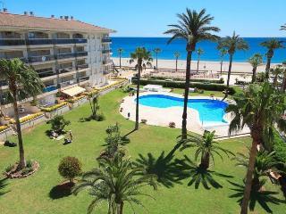 Playa Cristal - Acogedor apartamento vistas al mar, Miami Platja