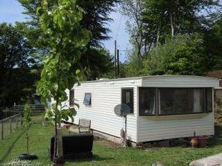 ~ Exmoor Blue Bird ~ Mobile Home ~ Hide Away ~