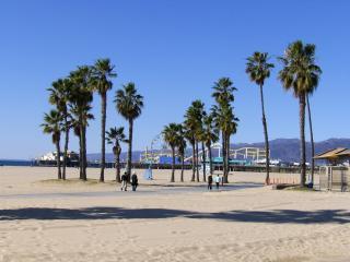 Six minute walk to beach