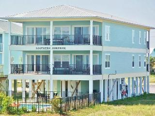 'Southern Surprise' Gulfview Private Pool, Elevator, Gulf Shores