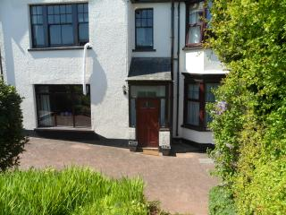 Self contained flat, Minehead