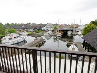 Waterside Retreat Norfolk Broads riverside cottage