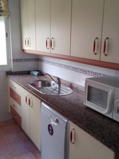 Cocina - detalle muebles de cocina.