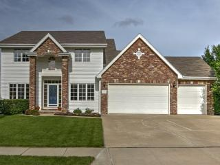 **Gorgeous, spacious home for 10+ guests, Papillion