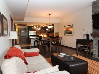 Canmore Stoneridge Mountain Resort 2 Bedroom Condo Retreat