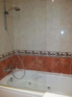 Baño, con bañera de hidromasaje