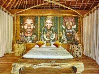 The Tribal Suite @ The Serenity River Bali