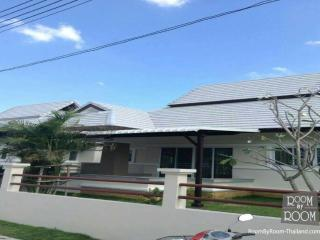 Villas for rent in Hua Hin: V6236