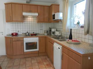Küche Ferienhaus Nordseejuwel