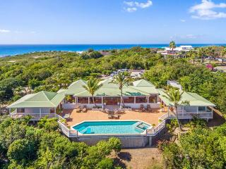 Fields of Ambrosia at Terres Basses, Saint Maarten - Ocean View, Pool, Private