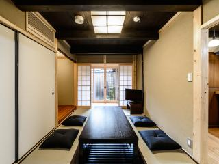 NEW! Spacious traditional house near Nijo CASTLE