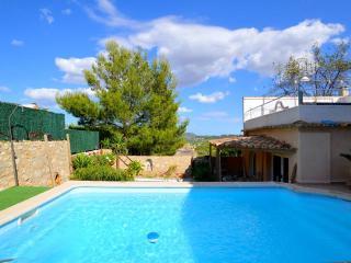 Casa estilo Mallorquín con piscina, Selva