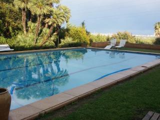 Chalet con 4.000m2 de jardin y piscina