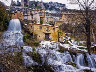 Casa con encanto en los cañones del Ebro