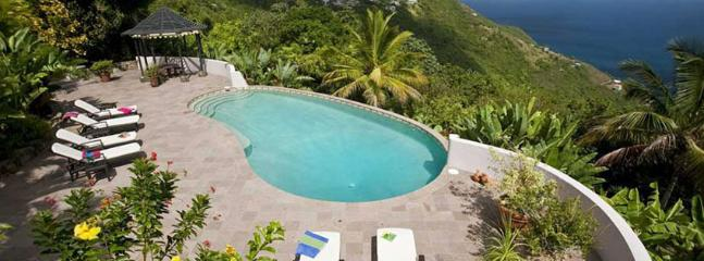 Canefield House 3 Bedroom SPECIAL OFFER, Tortola