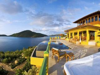 Villa Golden Pavilion 5 Bedroom SPECIAL OFFER, Guana Island