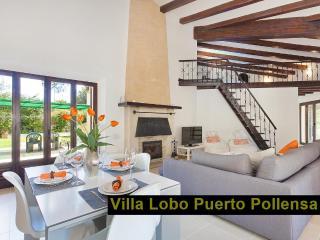 Villa Lobo, Port de Pollenca
