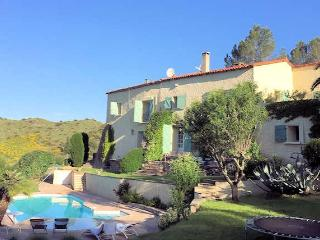 Large Farmhouse for rent with pool South of France (Ref: 167), Pézenas