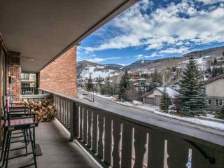 Alphorn Condo located b/t Vail Vlg & Lionshead, Walk To Gondola, On In-Town Bus