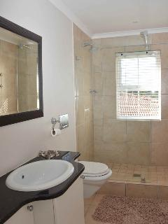 En-suite bathroom for bedroom 4, shower only