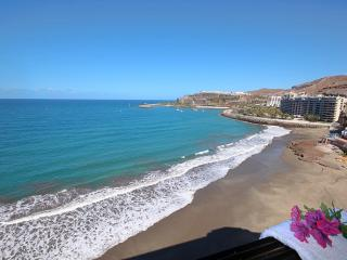 Apartament front the beach. Amazing seaviews, Arguineguín