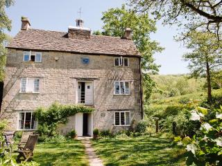 Grist Mill at Owlpen in Cotswolds, dated 1728, Tetbury