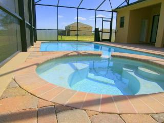 Villa Picasa with heated pool and games room