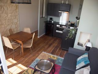 sur les quais, charmant appartement, Bordeaux