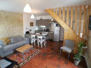 Maison de pecheur Arromanches les Bains