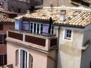La Chambre 21, Entrevaux, chambre d'hôtes en Provence, proche Nice