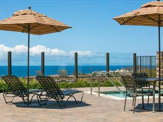Ritz Pointe Condo-  Gated Community, Pool, Jacuzzi, Fireplace, Walk to Beach!