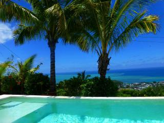 Villa L'escale with private pool in Rodrigues , 1 hour flight from Mauritius