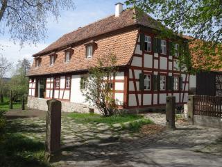 Urlaub im Baudenkmal - Wohnung Lichtblick, Bad Windsheim