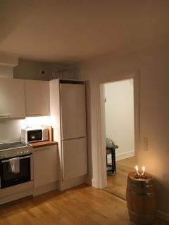 Ravnsborggade Apartment
