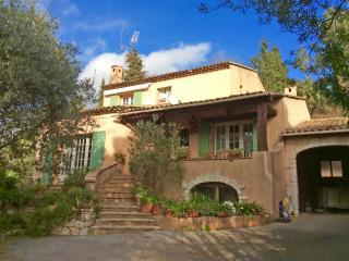 Elegant Provençal Villa, Cagnes-sur-Mer