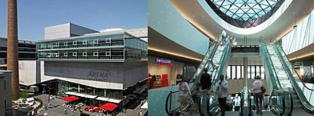 sihl city shopping mall close by cinemas etc