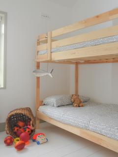 1st Floor Bedroom With Bunks (Adult Size)