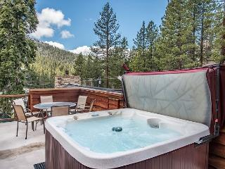 Extravagant Mountain Lodge at Heavenly with Hot Tub & Sauna - Walk to Lifts!, Stateline