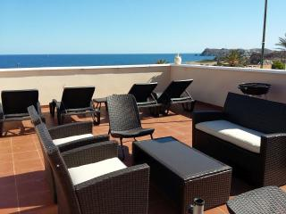 Stunning Seaview Holiday Apartment, Puerto de Mazarron