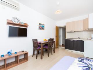 violet sea view apartment in Cavtat