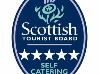 Graded 5 stars by Visit Scotland
