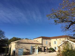 B&B/Gites de charme 'Une vie en Quercy', Montaigu-de-Quercy