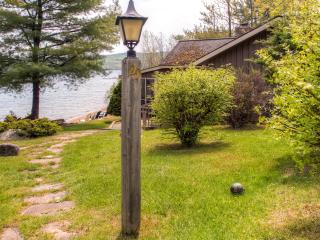 "Summer Rates Reduced! ""Beach House"" Charming 3BR + Loft Hague Cottage w/Wifi & Private Beach - Steps from Swimming, Boating & Fishing on Lake George!"