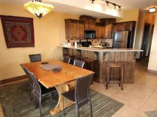 Enjoy meals with your friends or family in the spacious dining area