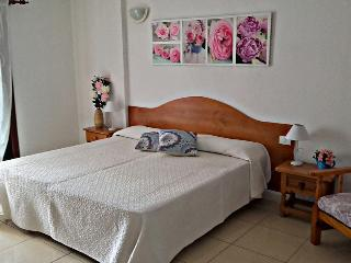 LARGE STUDIO FLAT WITH LOVELY TERRACE & FAST WIFI, Los Cristianos