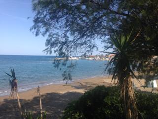 Villa Dora 50 m to sandy Faliraki beach with private pool