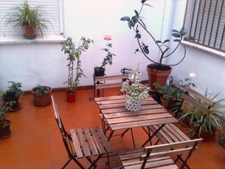 apartamento con estufa de leña, Cáceres