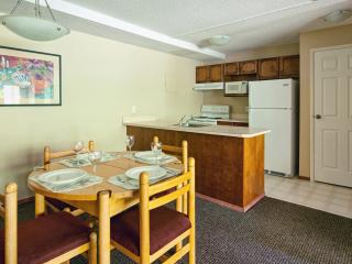 Cozy Slopeside Condo for Families, near the Lifts!